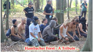 Hambacher Forst - A Tribute to the People - Offener Brief an die RWE
