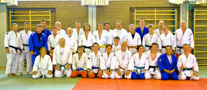 Judo-Oldies for Goldies in Germering
