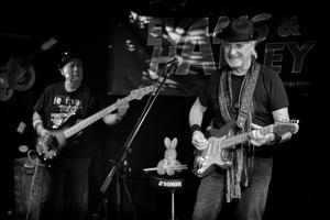Ron Evans & Harley , More Than  Blues& Rock
