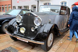 Rolls-Royce Phantom III                                                Bj:1936