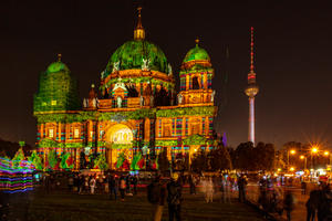 14. Festival of Lights Berlin 2018