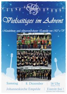 Vielsaitiges im Advent