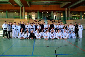 Internationale-Budo-Lehrgang