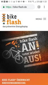 Bild Copyright (C) https://www.Bike-Flah.de - direkt zum Flash-Video: https://www.youtube.com/watch?v=UZZwbAyGSw0