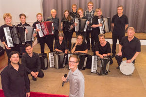 1. Advent: Adventskonzert des Akkordeon-Orchester Wedemark e.V. in Mellendorf