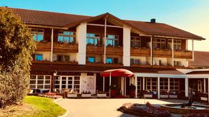 3. November 2018. Bad Griesbach Therme.  Park Hotel.