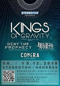 Konzert: Kings of Gravity and Friends