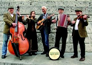 Stadeltheater Lauingen: Irish Folk mit Mother`Pride