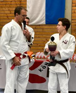 Traditionelles Nikolausturnier der Judoka des Polizei SV