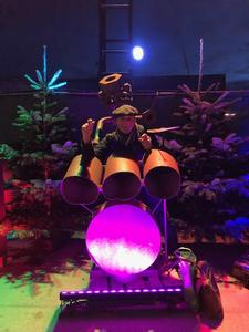 LET the KÄS times ROLL on Tollwood Winterfestival 2018