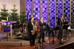 Adventskonzert am 2. Advent: Groove Juice - The Christmas Jazz Event