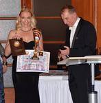 Die Awards - Auszeichnung 'Outstanding Contribution to the World of Woman Boxing' Daisy 'The Lady' Lang