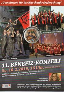 11. Benefiz-Konzert in der TU Hamburg-Harburg