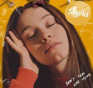 "SIGRID – ""Dont Feel Like Crying""-2019 mit Maroon 5 & George Ezra auf Tournee"