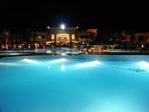 Tulip Resort Pool