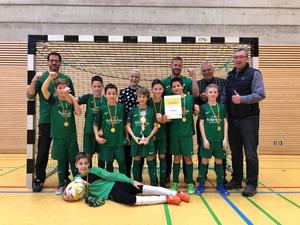 Steppacher U11 holt 'Double'