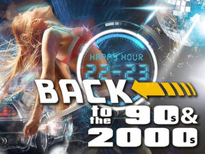 Flashback - the 90´s & 2000´s Party