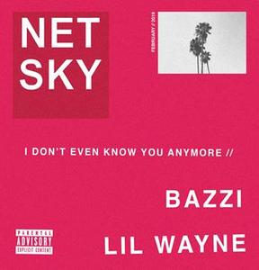 NETSKY neue Single 'I Don't Even Know You Anymore' feat. Bazzi & Lil Wayne!