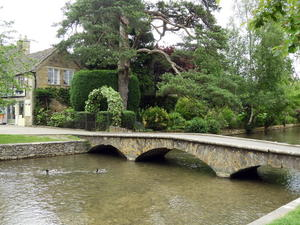 Bourton-on-the-water, Cotswolds GB