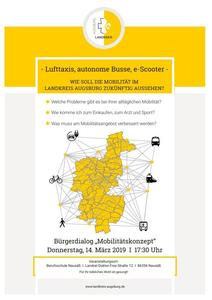 Lufttaxis, autonome Busse, e-Scooter