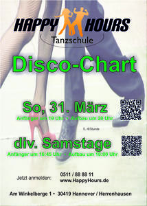 Disco-Chart Workshop ... mal ausprobieren