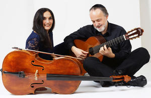 Duo Burstein & Legnani in Greiz