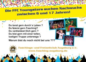 Probetraining der FFC Youngsters