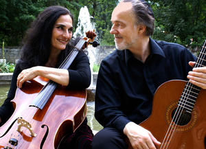 Duo Burstein & Legnani in Pritzwalk