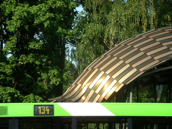 hannover, busstop