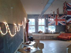 Gelungener British Evening in der Kunstspirale.