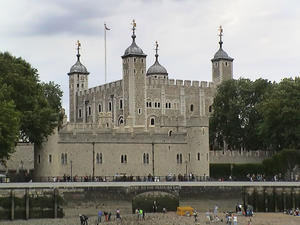 Burgen und Schlösser: Der Tower of London