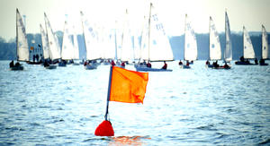 Internationale Trapezregatta vom HYC
