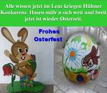 Frohes Osterfest 2019