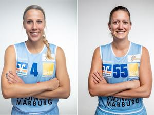 National-Team-Duo bleibt in Marburg