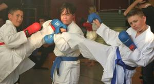 Vereinsmeisterschaft des Karate-Club Seelze 2019