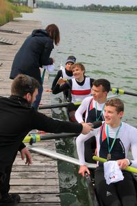 RGS siegt bei Internationaler DRV-Junioren-Regatta in München