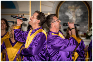 "Gospel-Weltreise mit ""Joy Message"" in der St. Godehardt Kirche in Peine-Rosenthal"