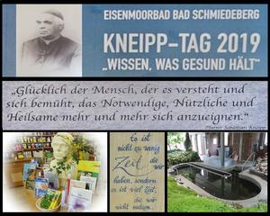 Kneipp - Tag 2019 in  Bad Schmiedeberg