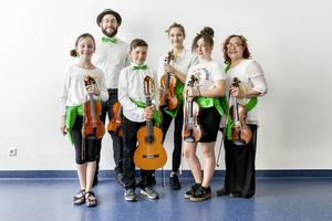 Musikschule Wertingen: Irish Folk tut gut