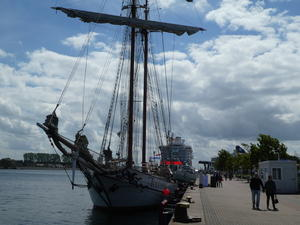 Hanse-Sail in Rostock-Warnemünde