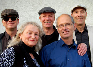 SWING SIDE OUT,  Freitag, 05.07.19, 20.00 Uhr, WaldPavillon