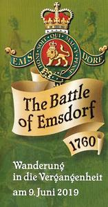 The Battle of Emsdorf 1760 - Grenzgang einmal anders ...