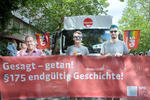 CSD-Parade 2019 in Hannover
