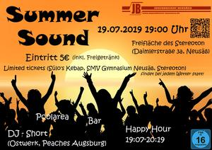 Summer Sound im Stereoton