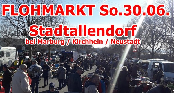 FLOHMARKT in Stadtallendorf MR