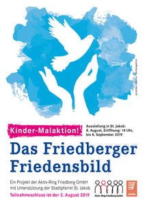 Malaktion: Das Friedberger Friedensbild