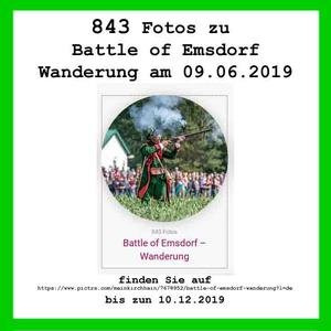 843 Fotos zur Battle of Emsdorf ...