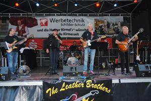Hasper Kirmes und die Leather Brothers