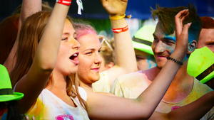 Color My Life - Holi Festival