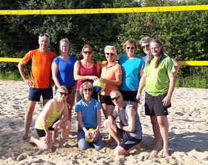 Sommer – Sonne - Beachvolleyball